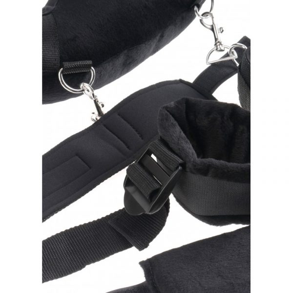 Fetish Fantasy Series Position Master With Cuffs-7