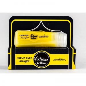 Crema Anal Extreme Yellow Lubricante