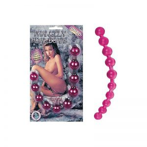 Thai Jelly Anal Beads